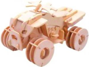 3D Laser Cut Quad Bike