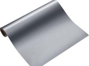 TRANSFER Silver T shirt Vinyl