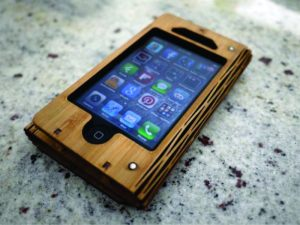 Laser Cut Iphone Case