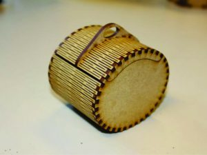 Mini jewellery Box 3D