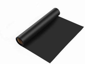 TRANSFER PU BLACK Tshirt Vinyl
