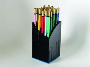 3D Laser Cut Pen Holder
