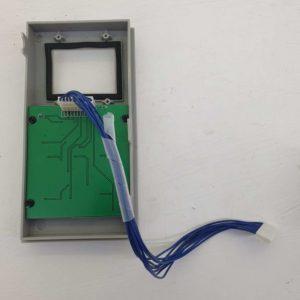 Control Panel_Vinyl Cutter