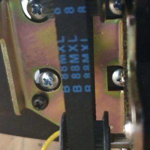 Roller Belt B 88MXL X-axis_Vinyl Cutter