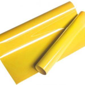 Yellow Transfer T-shirt Vinyl (61 cm x 2m)