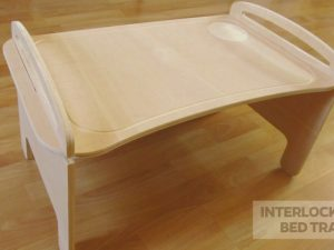 CNC Interlocking Bed Tray, 9mm plywood/MDF