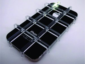 Modern Acrylic iPhone Protective Cover