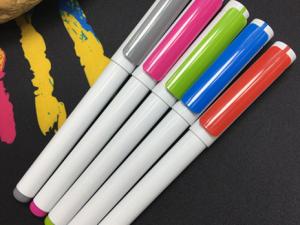 Heat press plastic pen Style 3