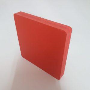 Foam Board Red 1220mm x 2440mm x 14mm