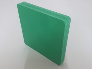 Foam Board Green 1220mm x 2440mm x 14mm