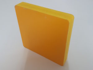 Foam Board Yellow 1220mm x 2440mm x 10mm