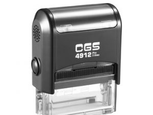 Rubber Stamp 4912