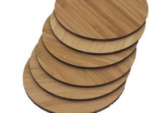 ZZ-Bamboo Coaster
