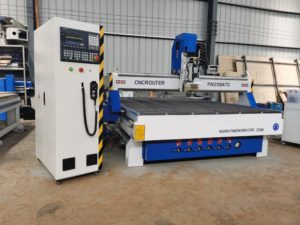 PLE-2030-8ATC CNC with Side Rotary/4th Axis