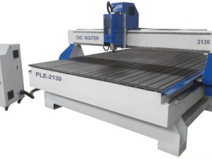 PLE-2130 CNC Router (With Vacuum Bed & No Dust Collector)