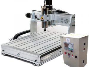 PLE-6040-DT CNC Router Cutter & Engraver