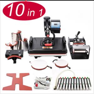 Heat Press 10 in one