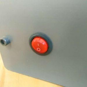 PLE-3020 CNC On/off rocker switch