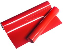 Red Transfer T-shirt Vinyl_(0.31M x 1M)