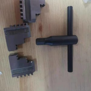 Chuck Rotary Key and Tooth set